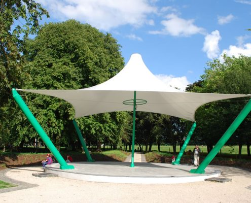 Tensile Canopy Structures Downer International