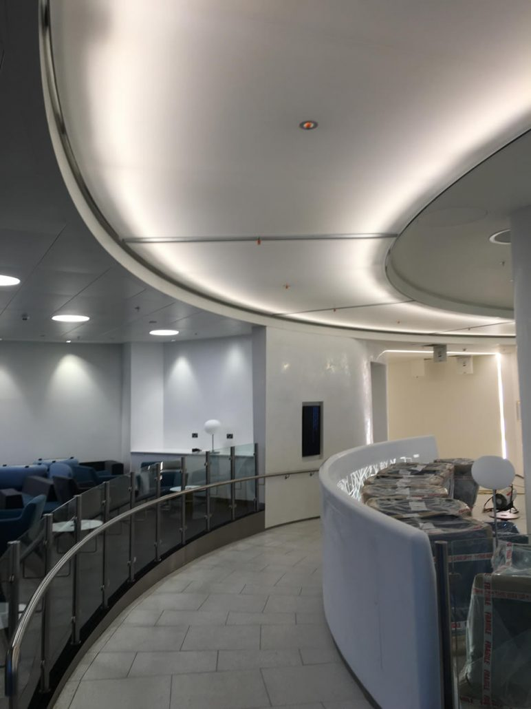 Stretched Fabric Ceilings Downer International