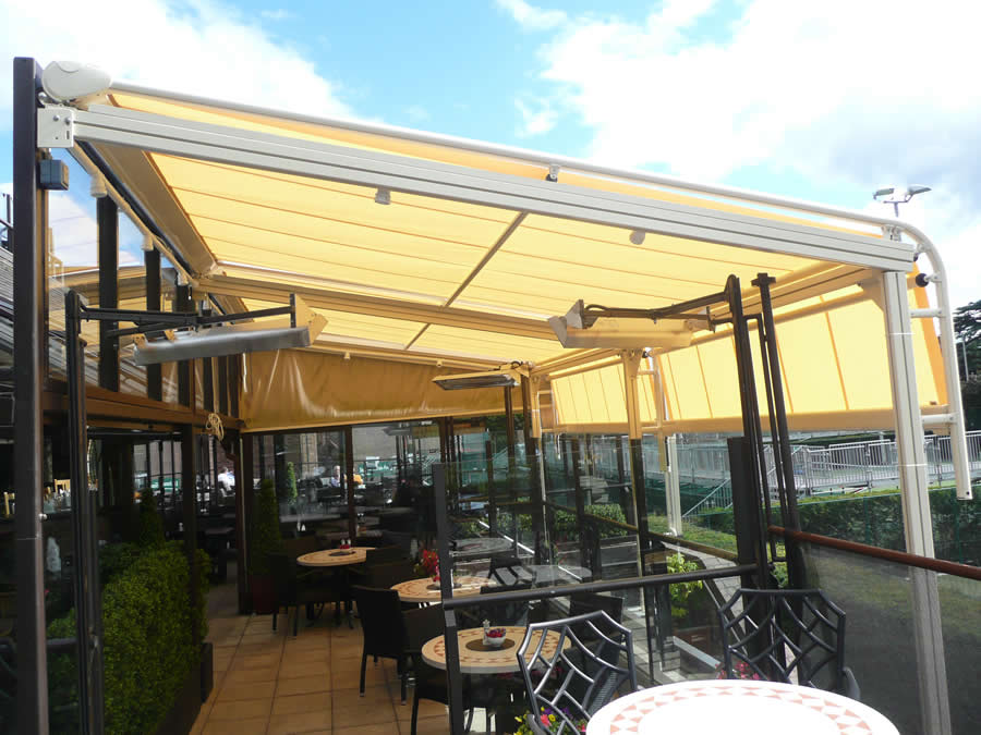 Retractable Awnings Downer International
