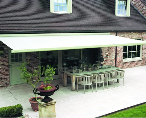 retractable canopy systems downer international